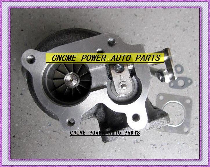 BEST TURBO RHB5 VI58 8944739540 water cooled Turbocharger For Isuzu Trooper PIAZZA 1988-1996 4JB1T 4BD1T 4BD1-T 2.8L D (5)
