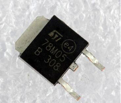 Free Shipping!!! 6pcs SMD / 78M05 / three-terminal voltage regulator circuit / TO-252 7805 / Electronic Component