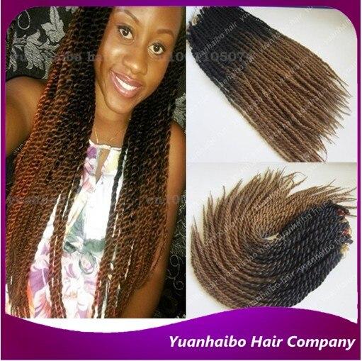 Braiding Hair Color