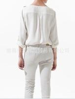 женские блузка, женщина рубашки, рубашка бренд, дизайн / Б2