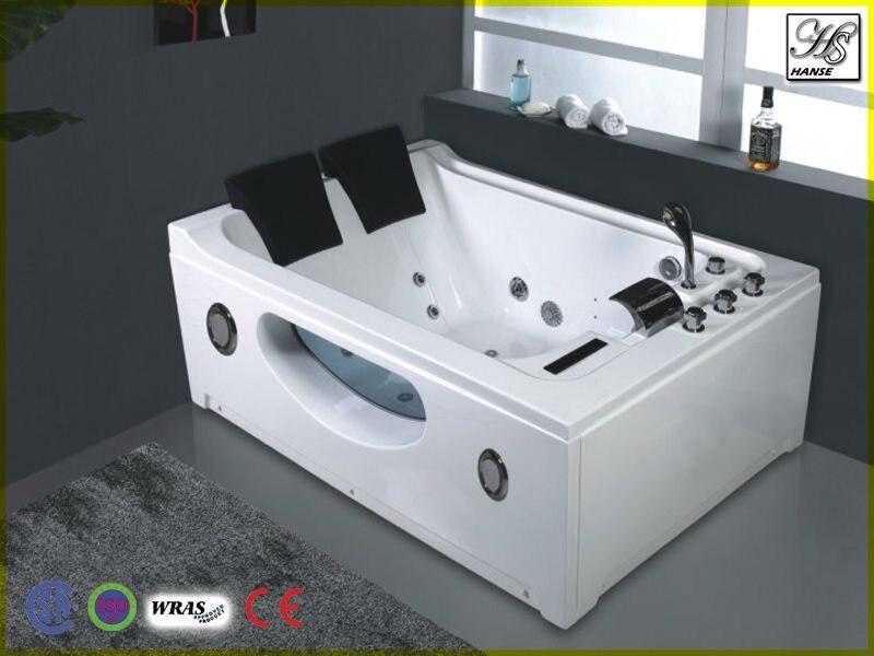Big bathtub size bathtub for couple-in Bathtubs & Whirlpools from ...