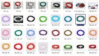 оптовой новинка украшения посеребренная кристалл бусины браслет бесплатная доставка penoyjewelry c3089