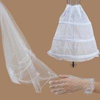 бесплатная доставка новое поступление свадебное платье 3-костюм