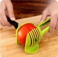 Handheld Creative Kitchen Fruit And Vegetable Slicer Orange Lemon Cutter Cake Clip Multi-function Kitchen Tool