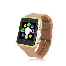 New Luxury S79 Bluetooth Smartwatch Smart Uhr für Android Smartphone Pedometer Schlafüberwachung Relogios