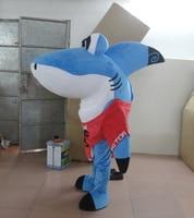 الأزرق القرش القرش التميمة الكبار حلي