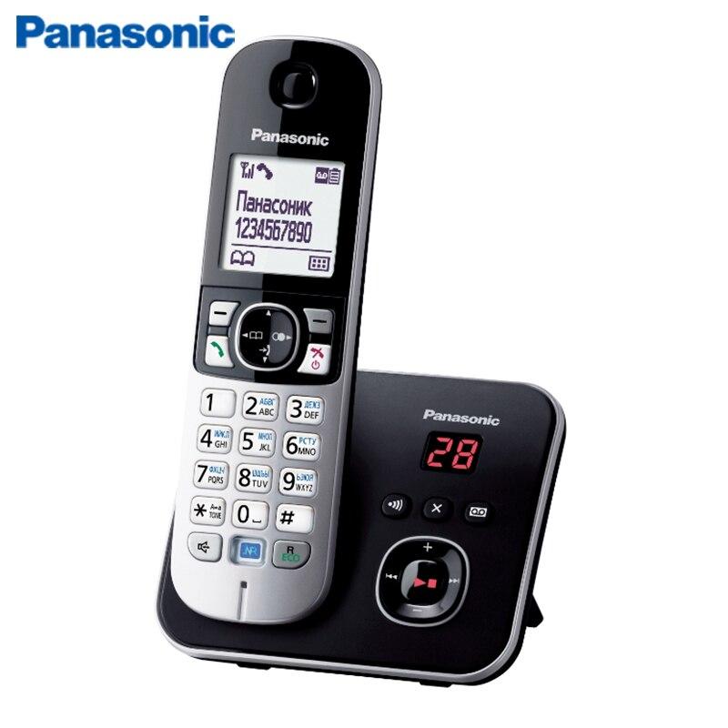 DECT Telephone  Panasonic KX-TG6821 радиотелефон panasonic kx tg6821