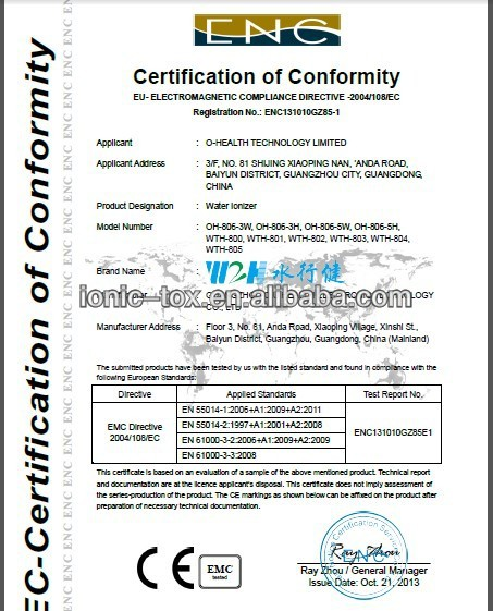 ionizer CE