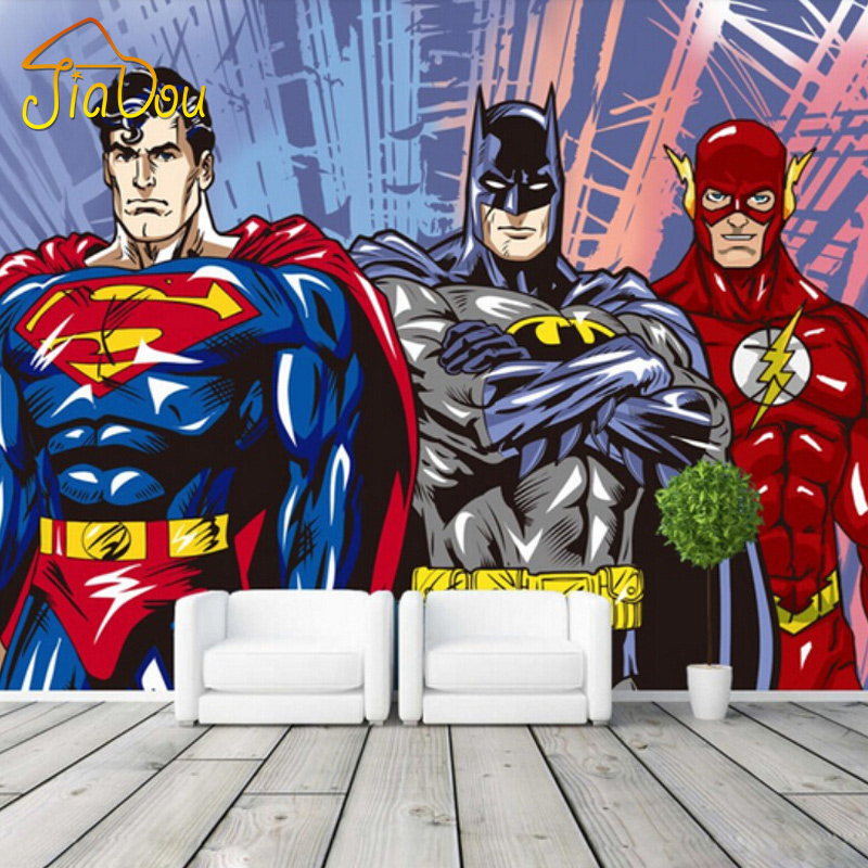 Superhero 3d Wallpaper Reviews - Online Shopping Superhero 3d ...