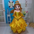 Beauty and the beast mascot costume adult Princess costume