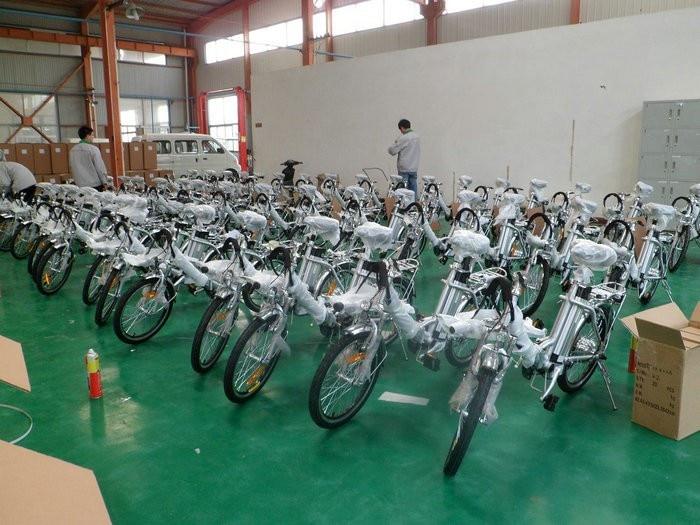 e bike factory