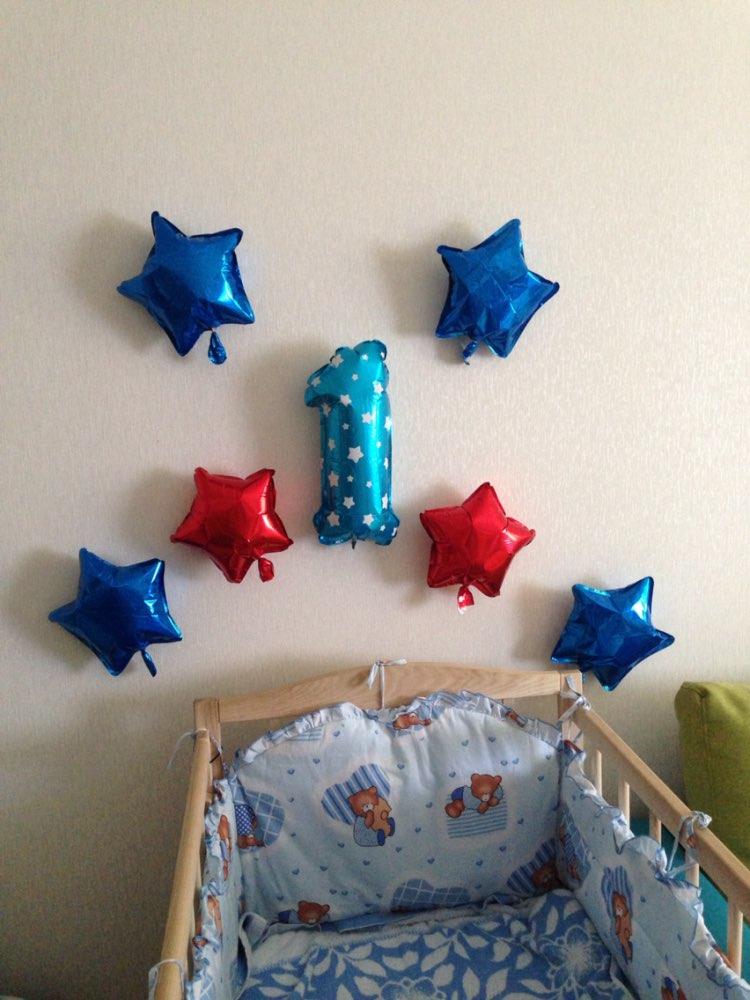 Все как в описании.Шариками довольна.Саказывали для украшения комнаты на день рождения.Буду надувать воздухом и на специалтные наклейки вешать на стену.Шли полтора месяца.Всем довольна.Рекомендую.