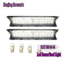 Ультра-яркий из светодиодов освещение салона автомобиля свет купола освещения крыши лампа для чтения авто лампы для Bmw E53 01 — 05 до подтяжку лица белый