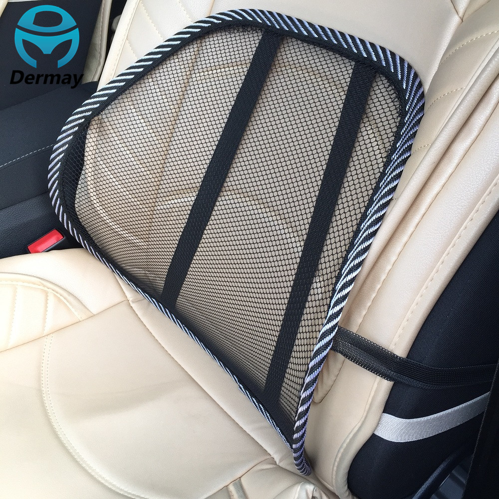 High Quality DERMAY Seat Back Lumbar Support Cushion For