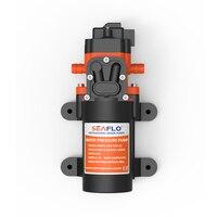 SEAFLO Quiet Operation Water Pressure Pump 12DC 35PSI 2.4BAR 4A for Boats Caravans