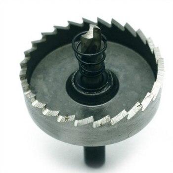 Perforadora de acero de alta velocidad brocas metálicas de hierro Para herramientas de perforación de Metal Broca Escalonada Para Punte Trapano de Metal