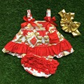 infant baby girls boutique clothing sets toddler outfits baby aztec swing top outfits with match headband