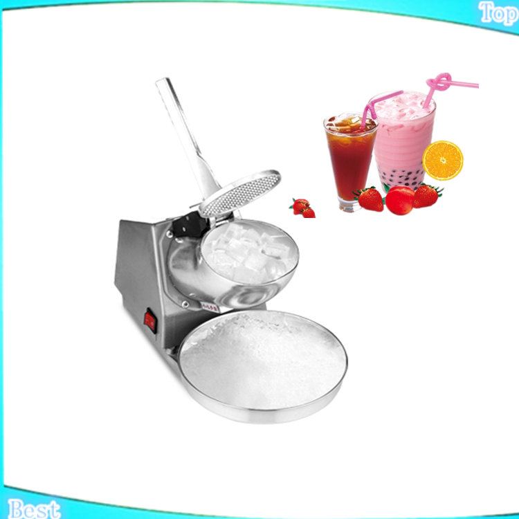 ice shaved machine ,Electric Ice Crusher machine,mute Ice Drink Blender,ice chopper machine 2016 new generation powerful 220v electric ice crusher summer home use milk tea shop drink small commercial ice sand machine zf