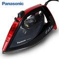 Panasonic ni-wt960rtw ferro a vapor com cerâmica antiaderente base do ferro elétrico a vapor doméstico máquina de engomar não-pau placa de base