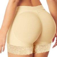 S 2XL Brazilian Butt Lifter Buttock Padded Panty Booty LIfter Boyshort Butt Lift Up Underwear Women