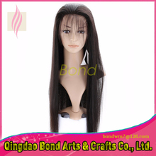 Fashion Brazilian Human Hair Silky Straight Lace Front Wig Glueless Full Lace Human Hair Wigs For Black Women