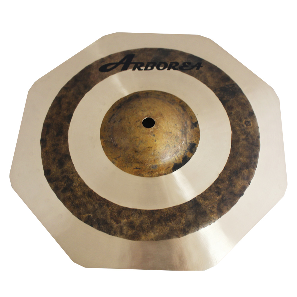 Arborea new cymbals!Gravity 16''  rocktagon cymbal