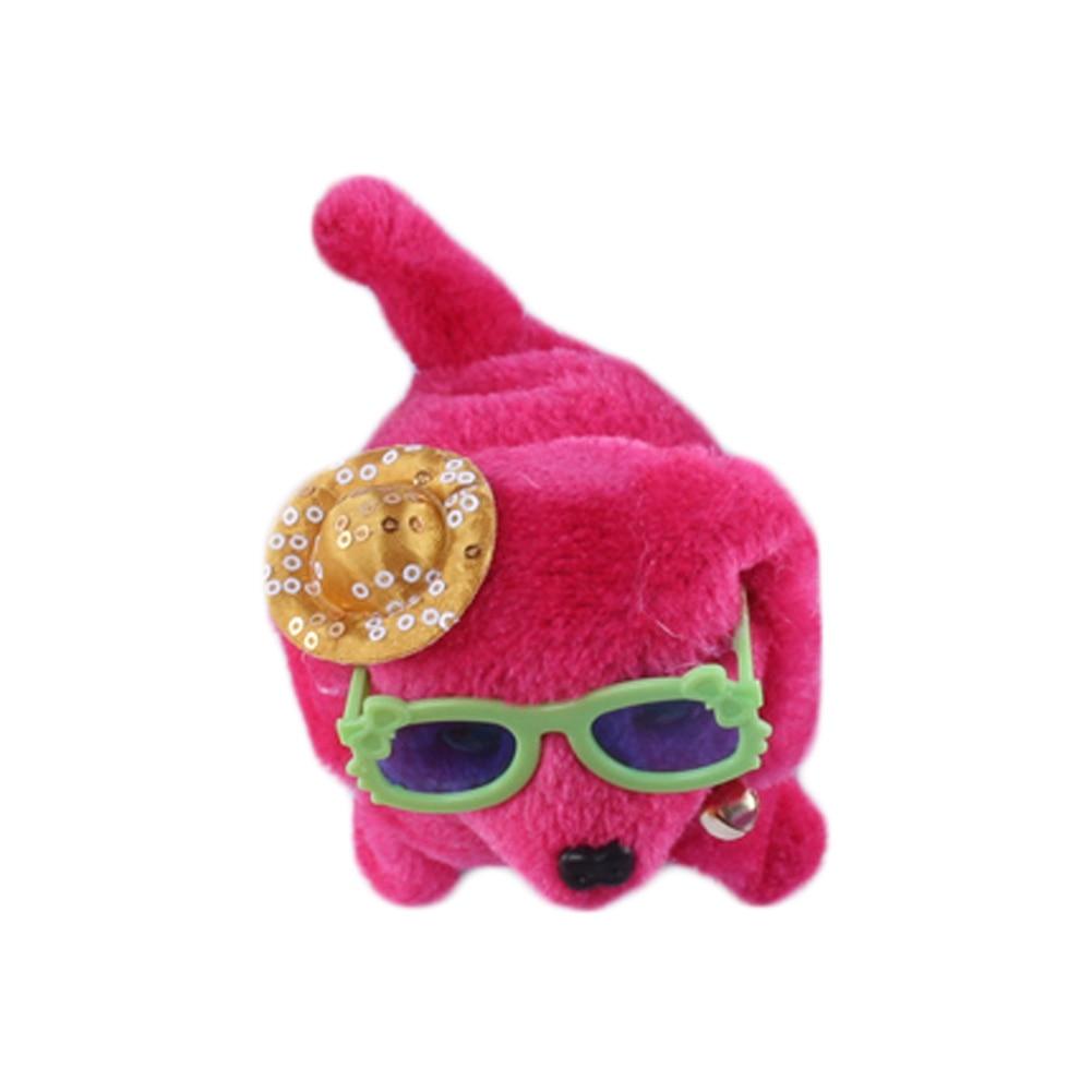 US $4 22 Warna Acak Hot Jual New Fashion Berjalan Barking Mainan Lucu Mainan Anjing Listrik Anjing Listrik Benang Pendek Bergerak Anjing di