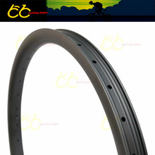 Stronger 29er 40mm width mtb carbon rims tubeless compatible for AM and DH