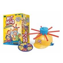 2017 Fun Kids Wet Head Cap Challenge Nat Hoofd Water Roulette Game Kid Speelgoed Geweldig Spel Gags Bananasplit Kuso Toys