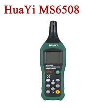 Высокая Точность HuaYi Термо-Гигрометр Цифровой Беспроводной Температуры И Влажности MS6508 Измеритель Влажности Тестер Термометр