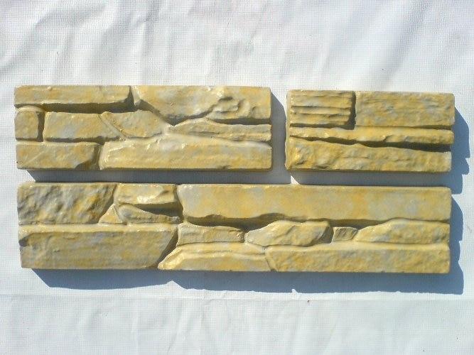 Plastic Molds for Concrete Plaster Wall Stone Tiles 5pcs CONCRETE ...