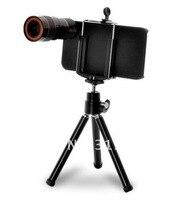 высокое качество, 8х оптического сумма Telescope объективным withtripod для айфона линзы