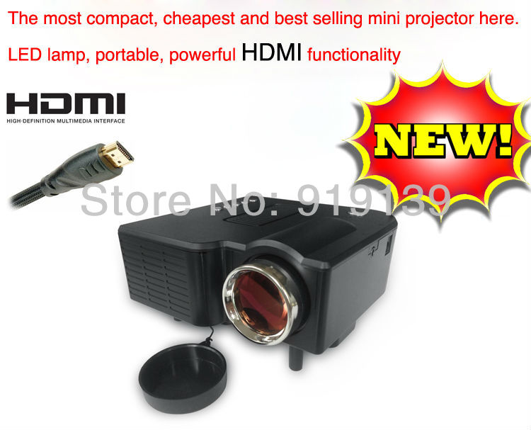GM40 Projector 1