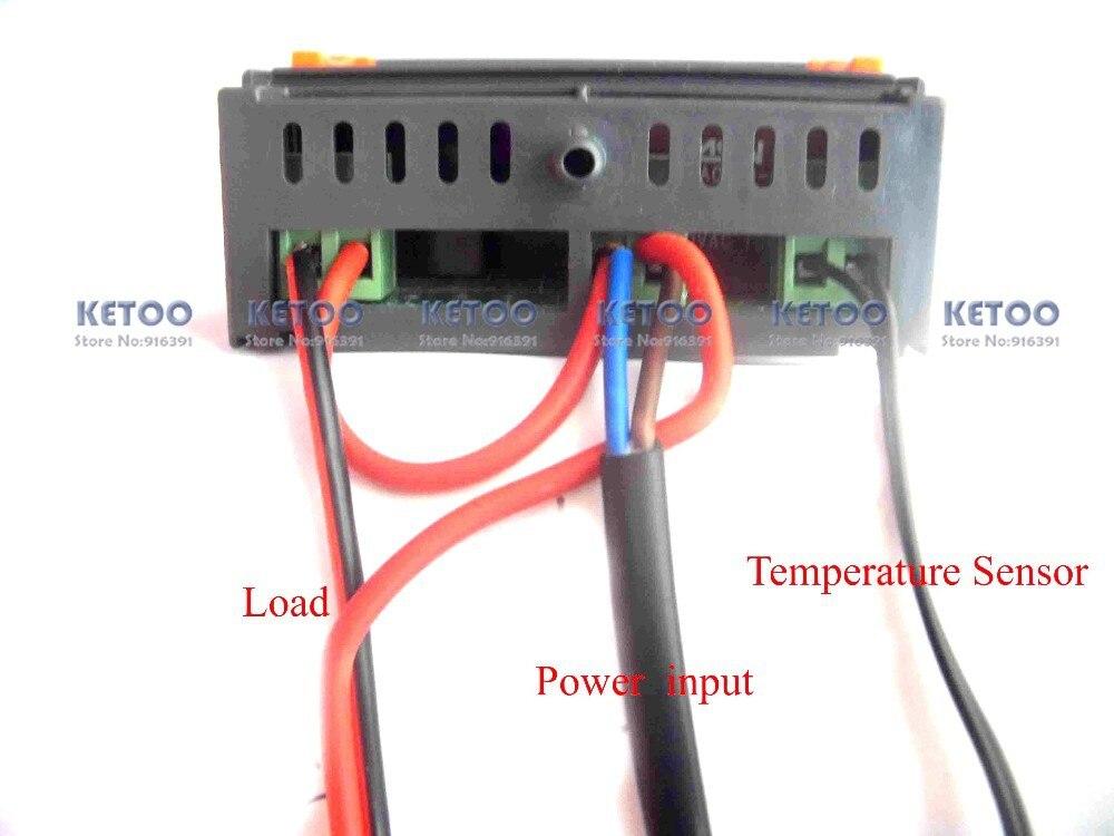 Wiring Diagram For Ranco Thermostat Ranco Temperature