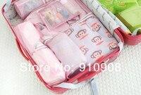 дорожный футляр организатор сумка для путешествий сумка для хранения 4 компл