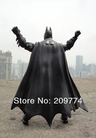 в DC видел Batman аркхем город sled издание черный широкий фигурку