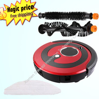 One Click Operation Robotic Vacuum Cleaner Automatic Cleaning Appliance For Home A380 Robot Aspirador