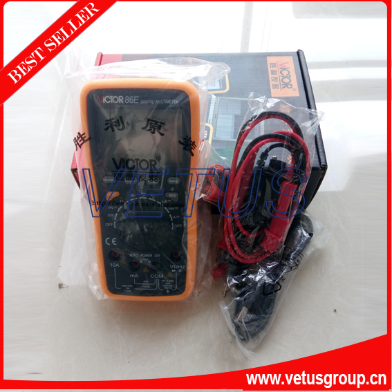VC86E multimeter digital with high frequency