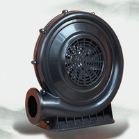 750W Air Blower Supercharger Electric Operated Centrifugal Duct Blower Inflatable Snail Fan Soprador De Aire Electrico