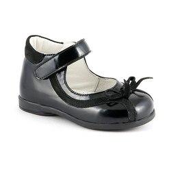 Schwarz und weiß shoes für mädchen shoes für kleinkinder schöne shoes frauen shoes echtem leder shoes anatomische russische fabrik sk