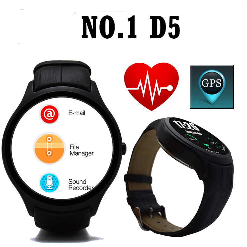 Envío Libre K8 Mini Reloj Inteligente Similar N° 1 D5 Android 4.4 Bluetooth 3G