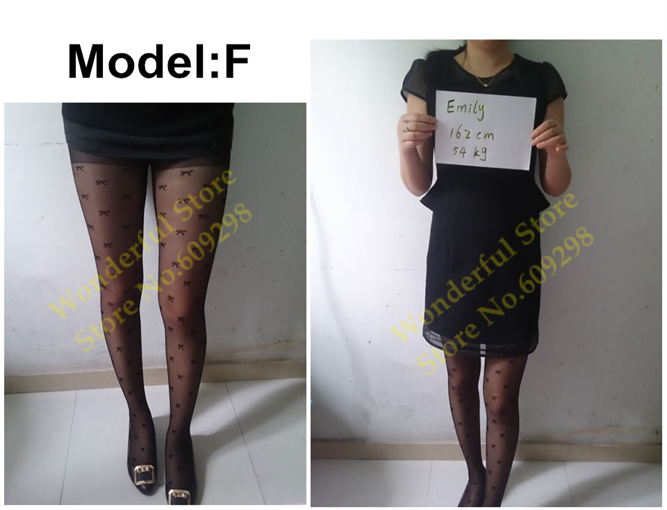 Sexy Pantyhose Tights Women Female Stockings Fashion Thin Sheer Long for Spring Fall Multi Pattern Free Shipping (4)