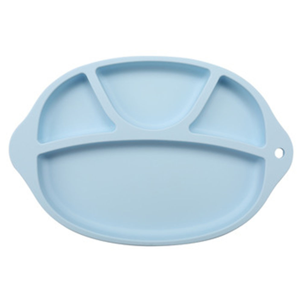 designer dinner service promotionshop for promotional designer  - silicone baby bowl high quality silicone placemat separated design plateslipresistant kid dinner plate baby feeding bowl