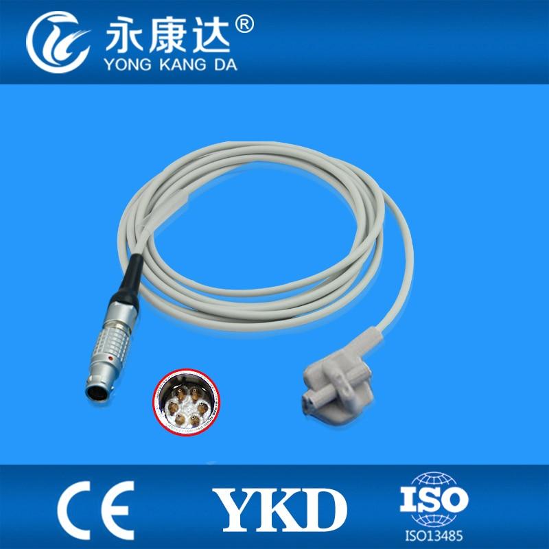 Nonin pediatric Soft Tip Spo2 sensor for 8604 8604D 6 pin