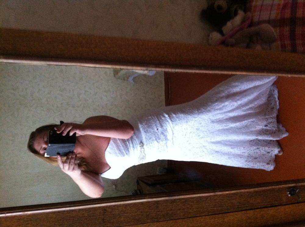 огромное спасибо, все учел продавец, доставка быстрая около 3 недель в Переславль(Ярославская область), качество великолепное. Идеальное платье!!! Огромное спасибо!!!
