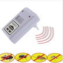USA/EU Plug Electronic Ultrasonic Rat Mouse Repellent Anti Repeller killer Rodent Pest Bug Reject Mole mice