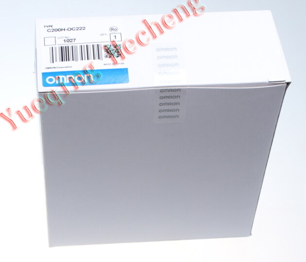 1PC New In Box Original Output Unit C200H-OC222 C200HOC222 PLC Module стоимость