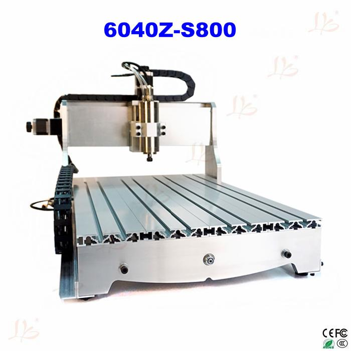 CNC router 6040 6040Z-S800 Router Engraver/Engraving Drilling and Milling Machine  цены