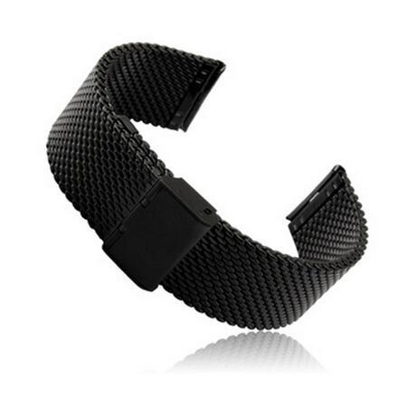 Prix pour Vitesse S3 Frontière/Classique Montre Bande, 22mm Milanese Acier Inoxydable Boucle En Métal Remplacement t Sangle pour Samsung Gear S3