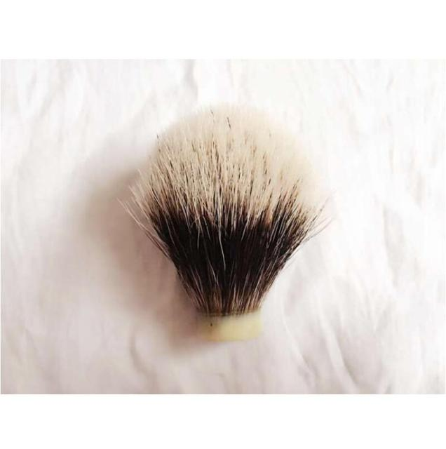 Finest Badger Hair Shaving Brush.(Inner dia 20MM,Badger hair height 64MM) FH-10161